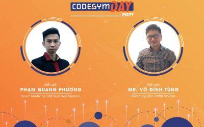 Cloud Engineering – Lập trình điện toán đám mây, diễn giả Phạm Quang Phương & Võ Đình Tùng