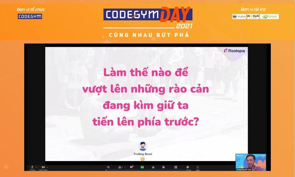 CodeGym Day 2021