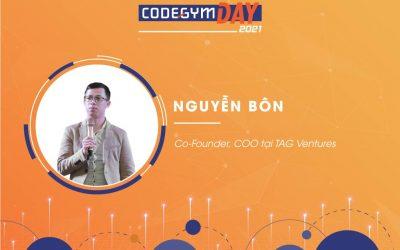 Khái quát công nghệ Blockchain – cơ hội nghề nghiệp và tiềm năng đầu tư, diễn giả Nguyễn Bôn